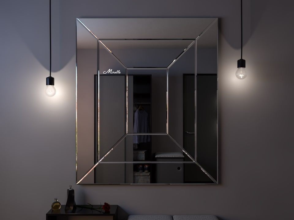 Зеркальное панно Tutti