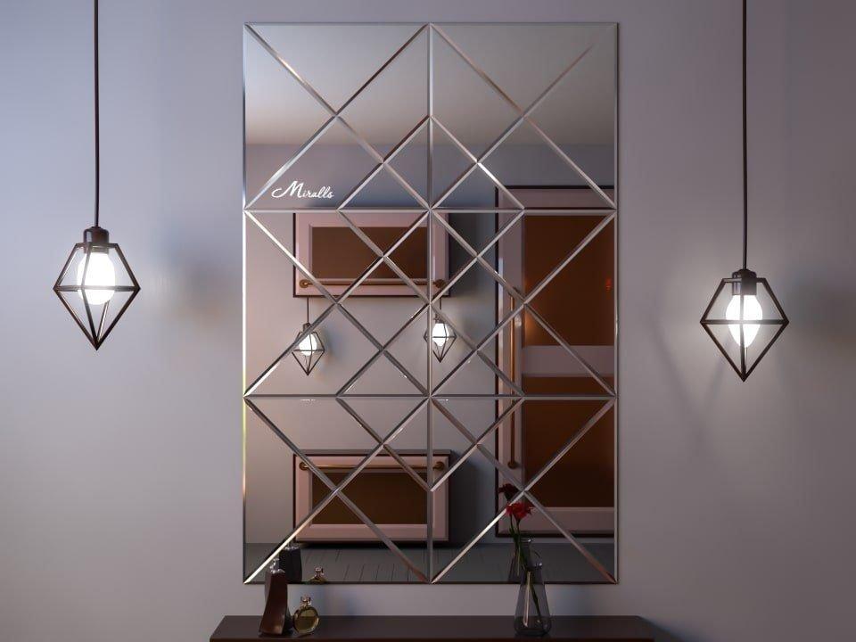 Зеркальное панно Ardente