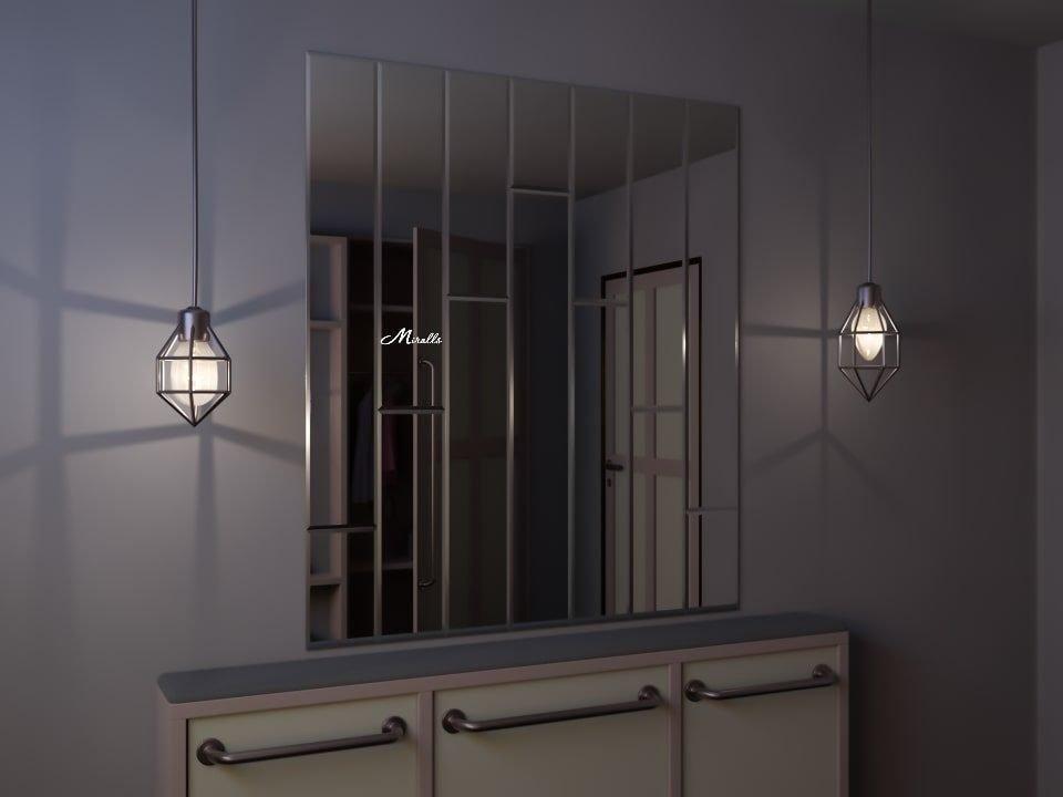 Зеркальное панно Lana