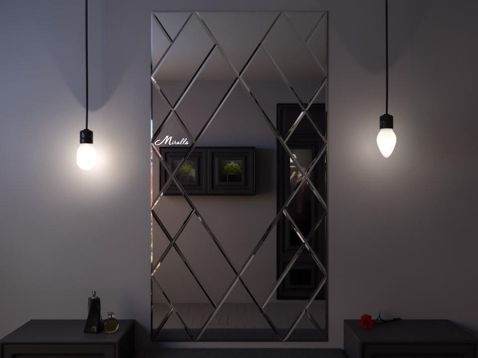 Зеркальное панно Tiffani
