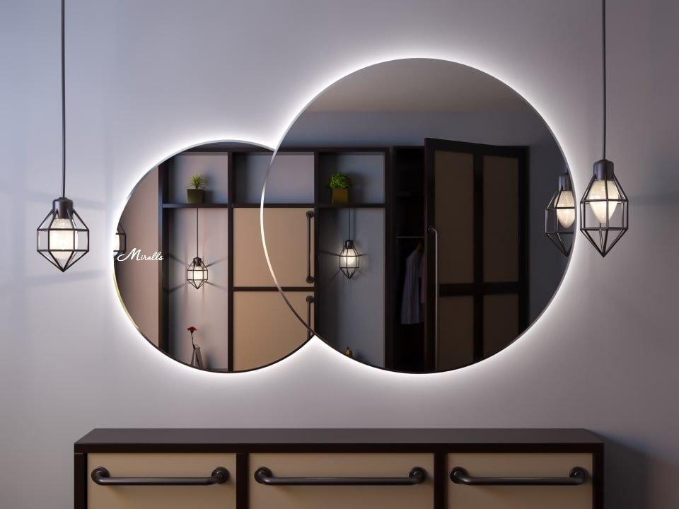 Зеркало с подсветкой Satellite extra