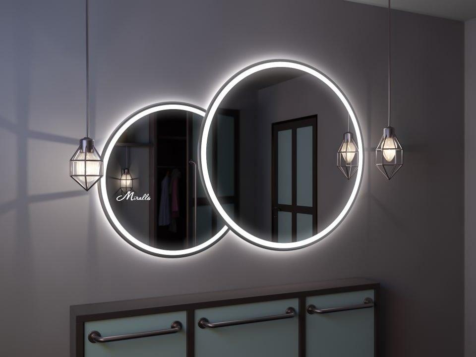 Зеркало с подсветкой Satellite plus