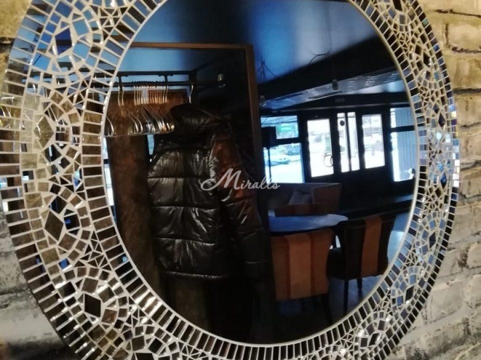 Зеркало Mosaic в ЖК Тверская Плаза