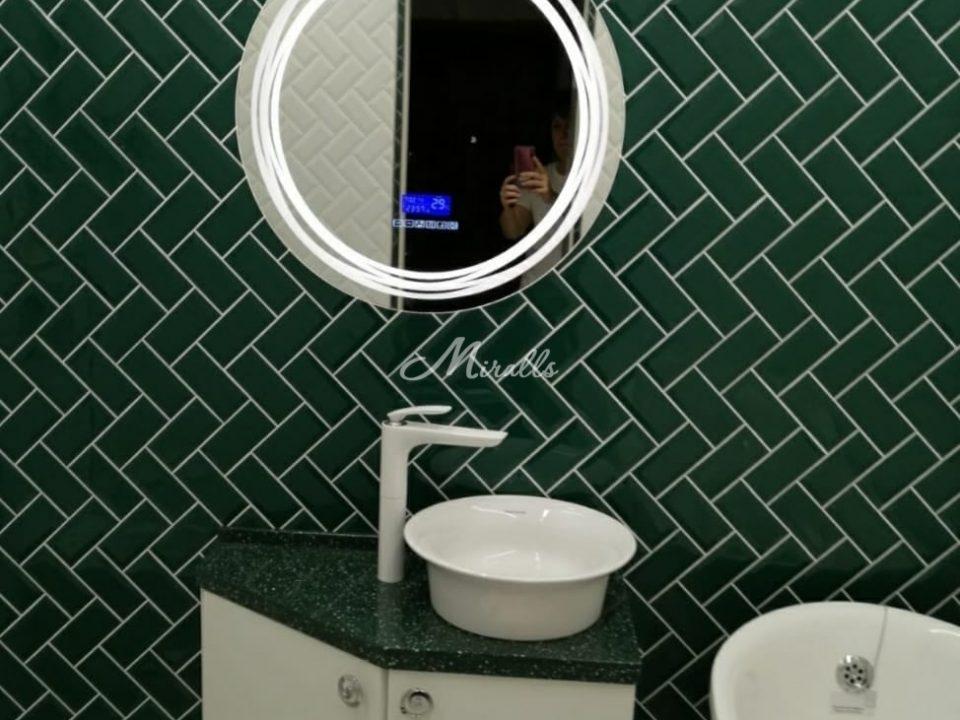 Зеркало Arena в ЖК RedSide
