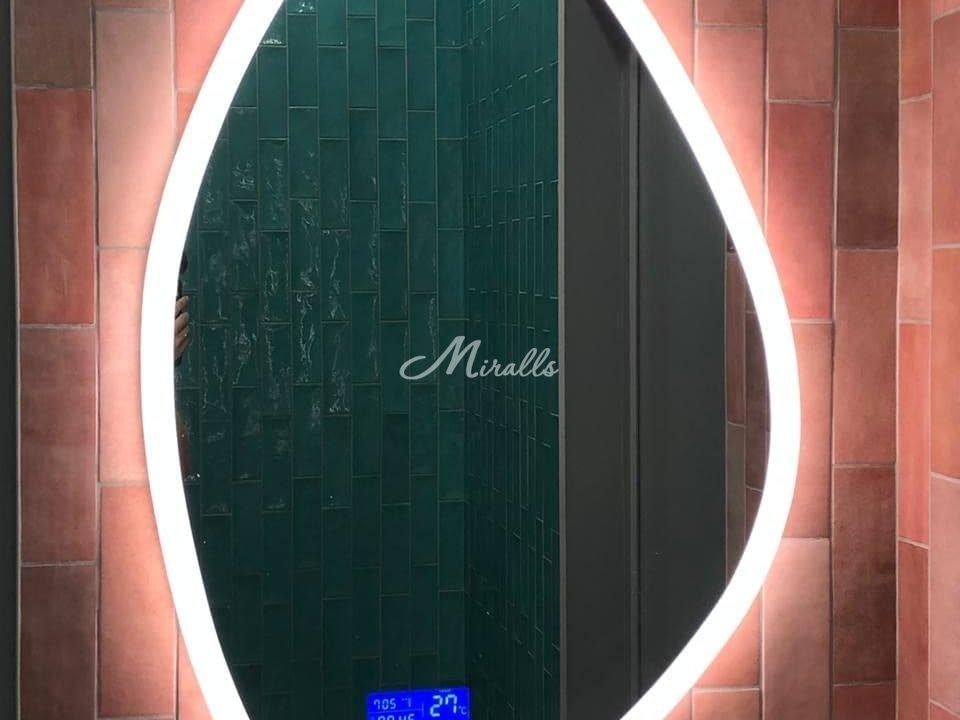 Зеркало Onyx Plus в ЖК Дом на Мосфильмовской