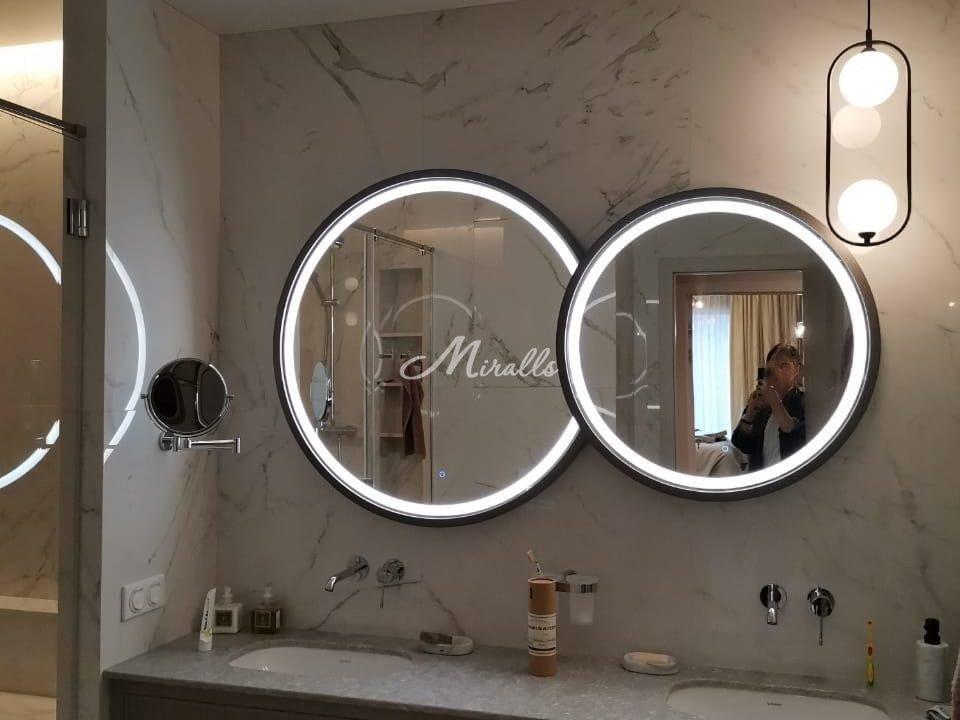 Зеркало Solaris Plus в ЖК Маршал