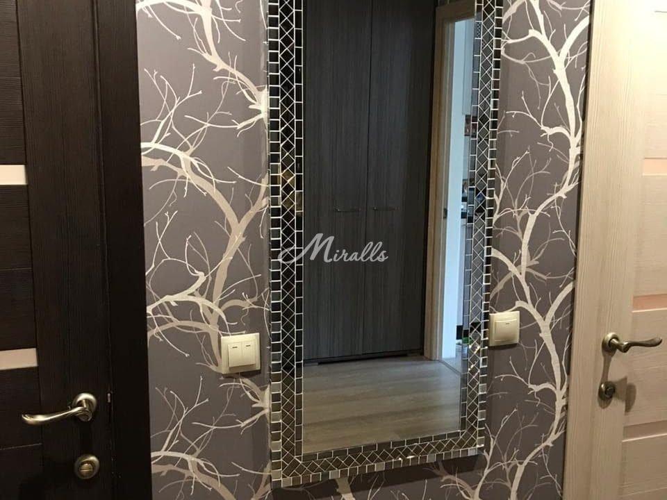 Зеркало Smalta (индивидуальный рисунок) в ЖК Лайм