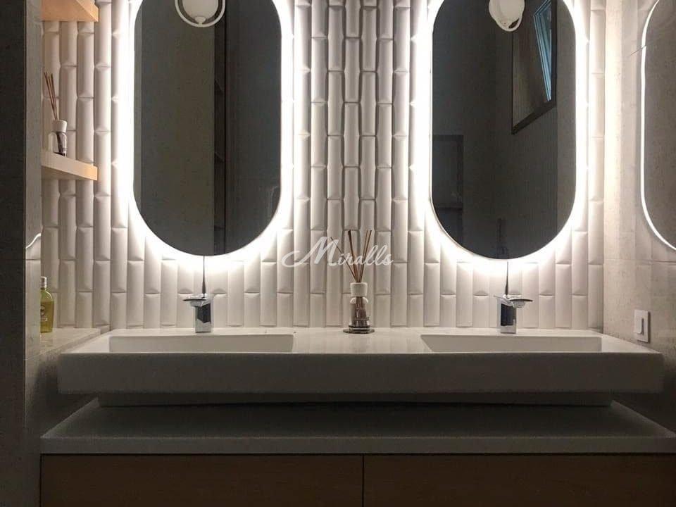 Зеркало Serena в ЖК Tribeca