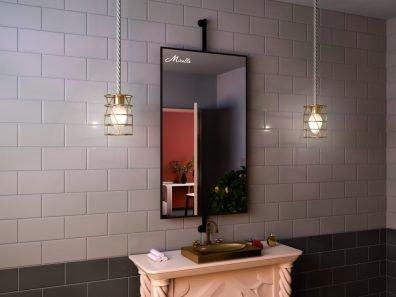 Эксклюзивное зеркало Baron