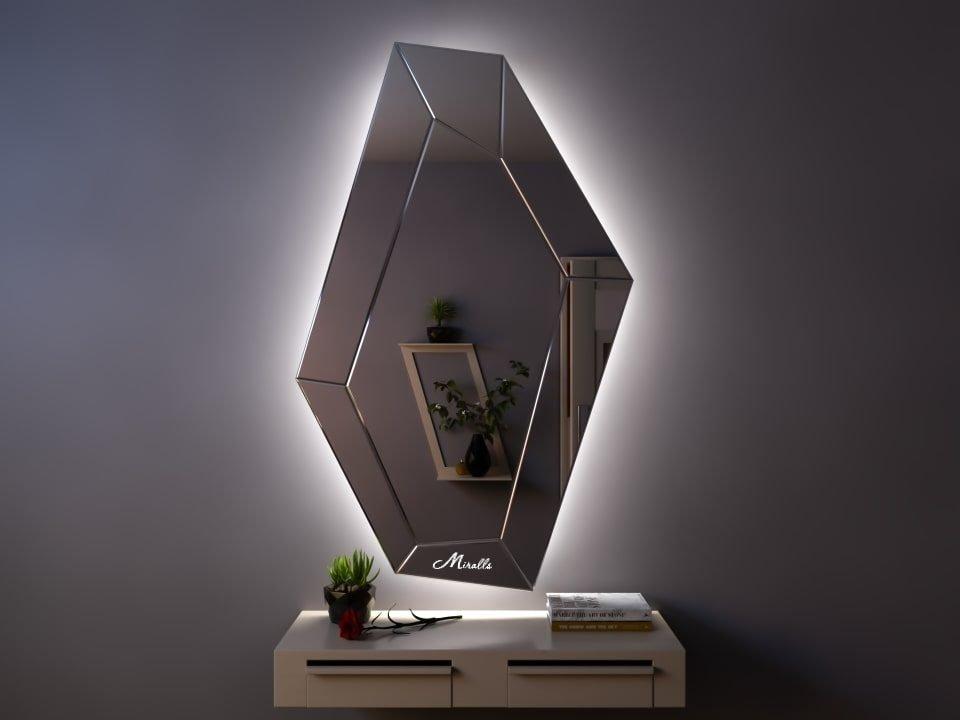 Эксклюзивное зеркало с подсветкой Monarch Extra