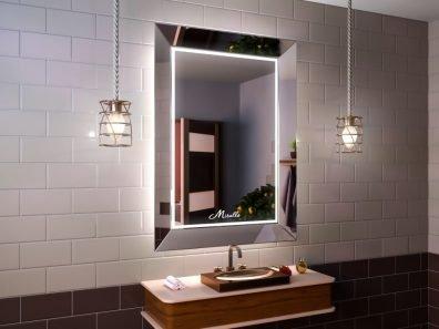 Эксклюзивное зеркало с подсветкой Provance Plus