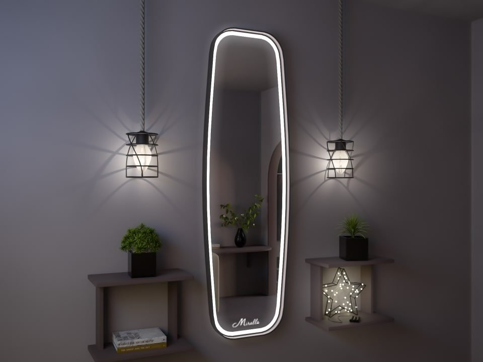Эксклюзивное зеркало Queen Plus