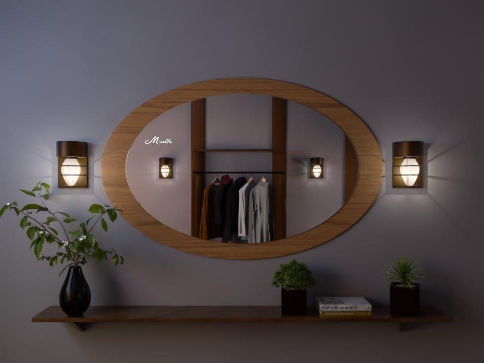 Эксклюзивное зеркало Scandy