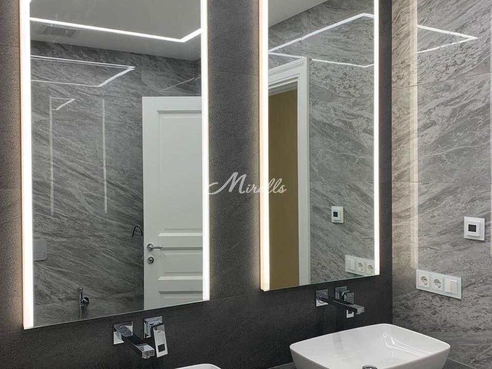 Зеркала Adele в ЖК Rozarossa