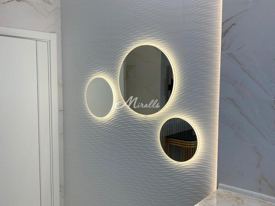 Зеркала Eclipse в ЖК Barrin House