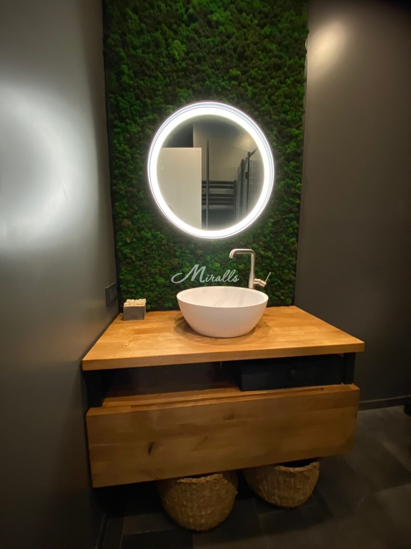 Зеркало Oasis Plus в ЖК Only