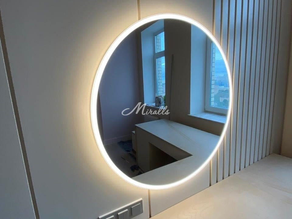 Зеркало Disk в ЖК Tribeca