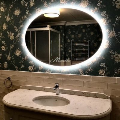 Зеркало Oko в ЖК Эдальго