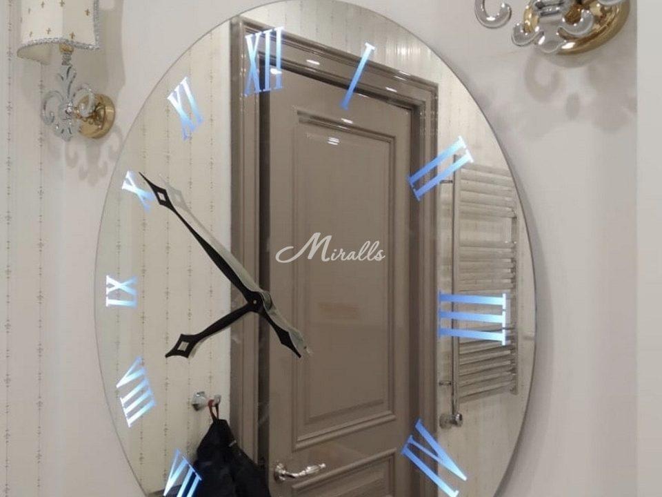 Часы Tempo в ЖК Метрополия