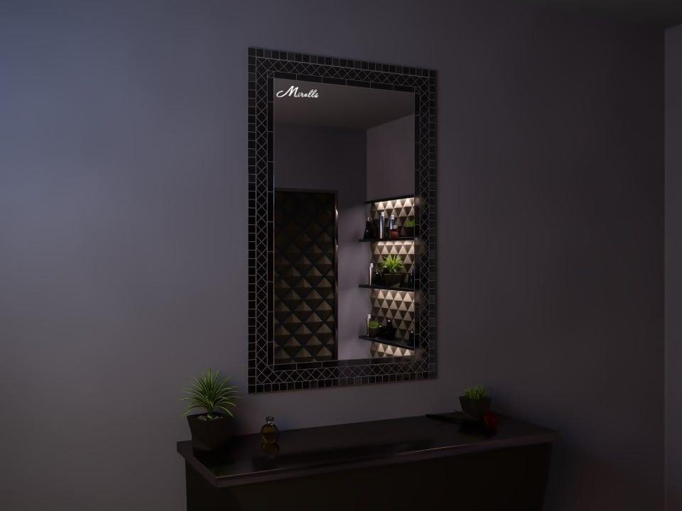 Эксклюзивное зеркало Damask