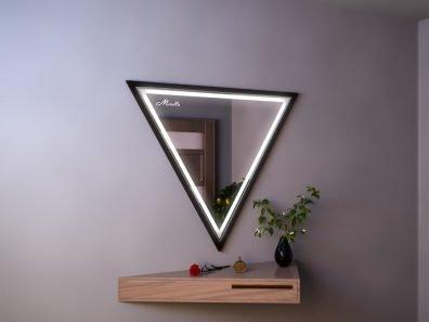 Зеркало с подсветкой Aksioma Plus