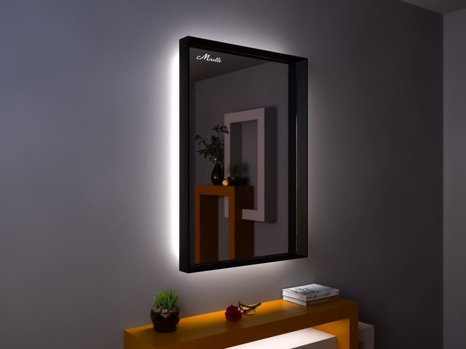 Зеркало с подсветкой Emilio Extra