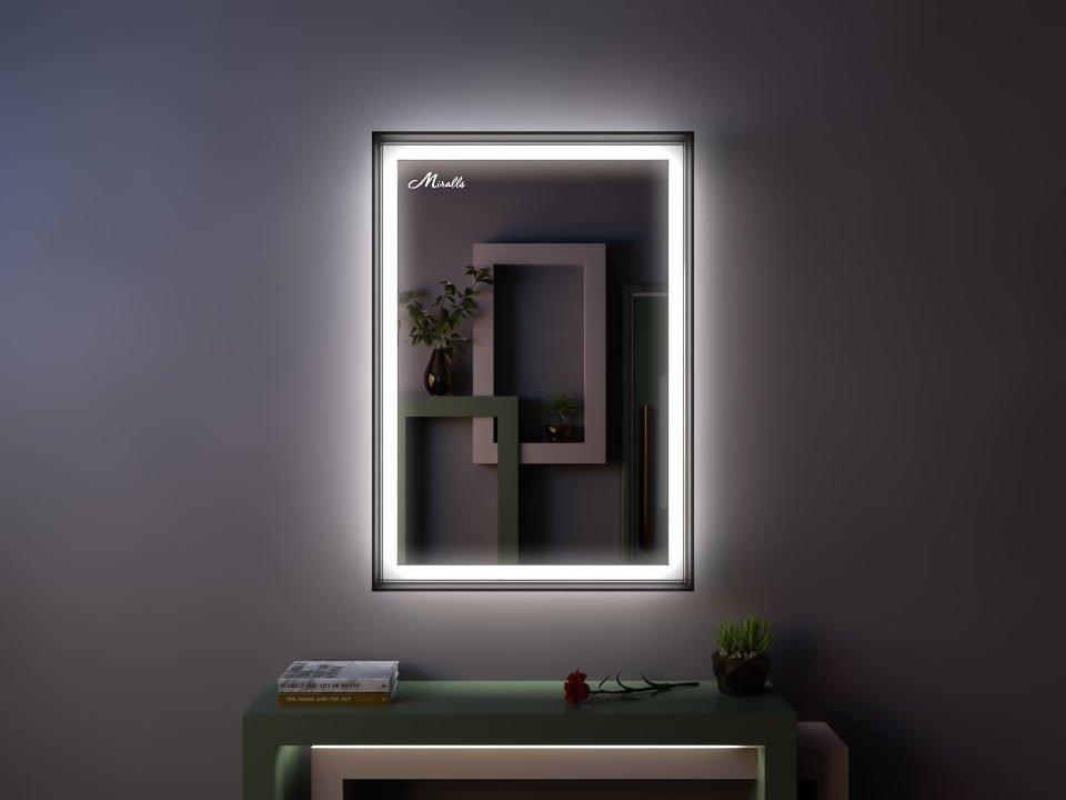 Зеркало с подсветкой Emilio Plus