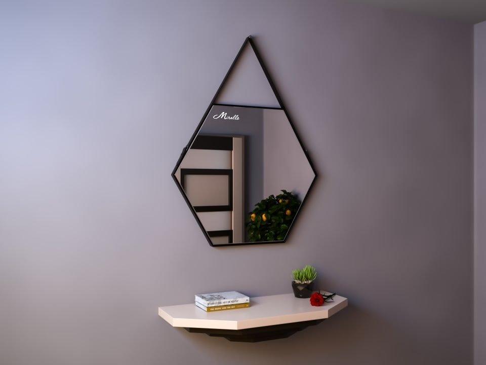 Зеркало с ременным подвесом Tau