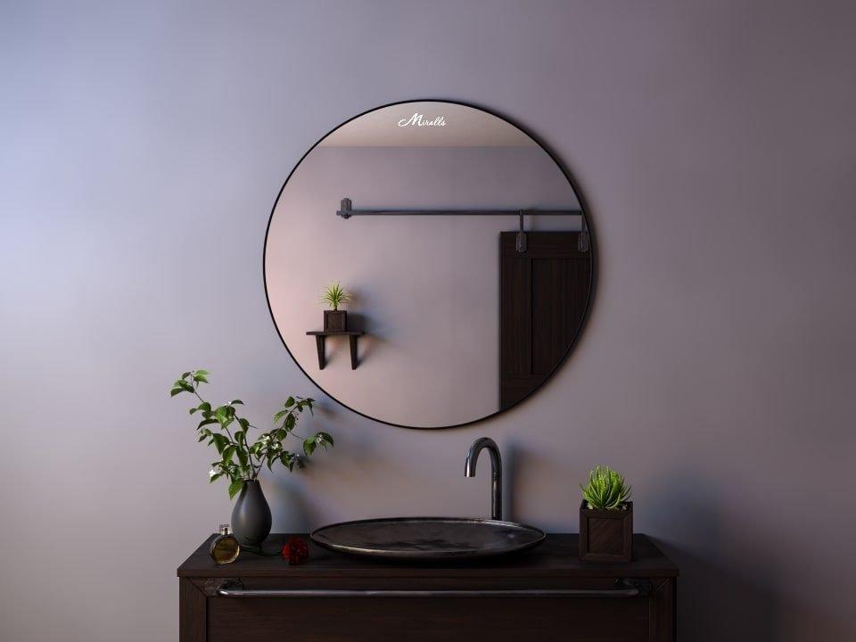 Зеркало в тонкой раме Medea