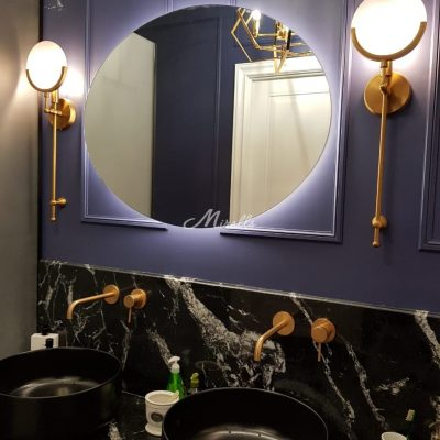 Зеркало Opera в ЖК Аэробус