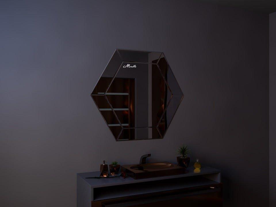 Эксклюзивное зеркало Jaklin