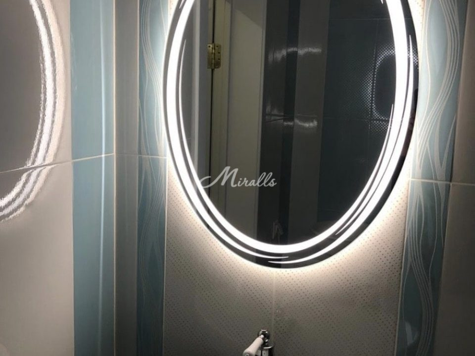 Зеркало Sofia в ЖК Триколор