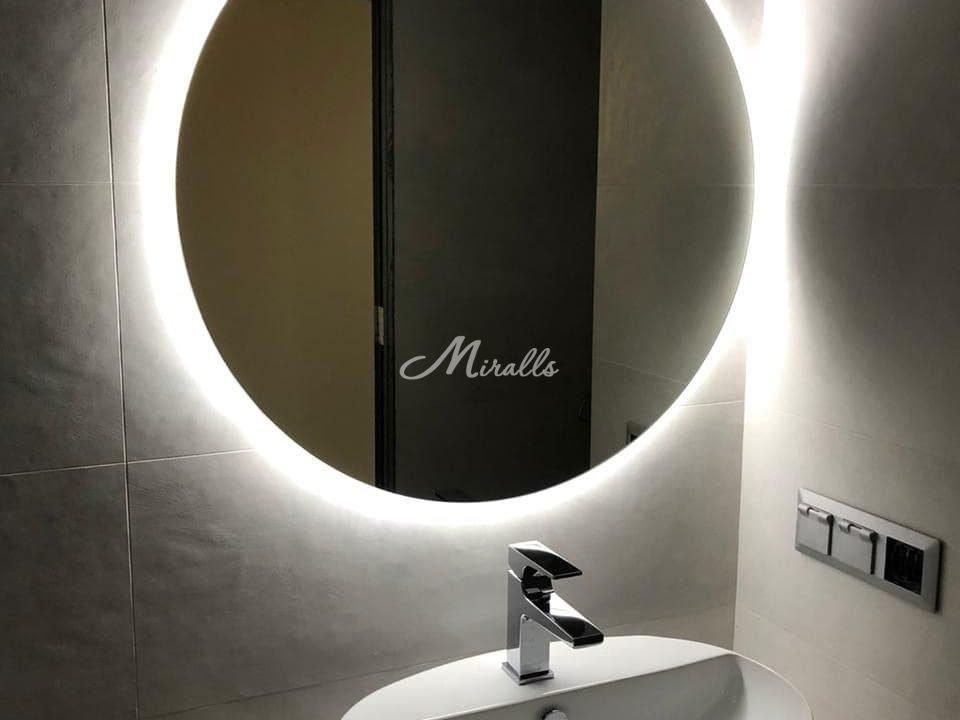 Зеркало Eclipse в ЖК Рихард