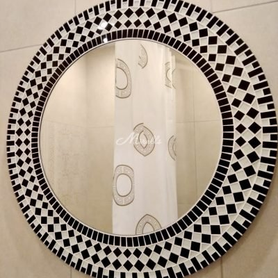 Зеркало Gaudi в ЖК Loftec
