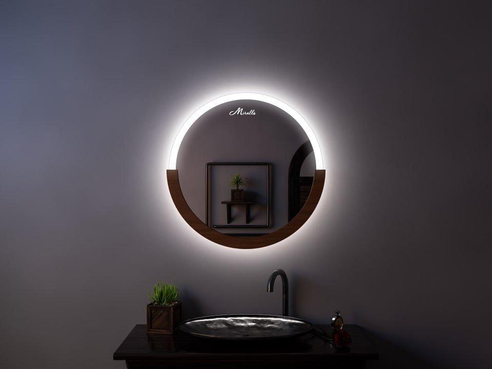 Эксклюзивное зеркало с подсветкой Galatea Extra