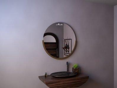 Эксклюзивное зеркало в раме Galatea