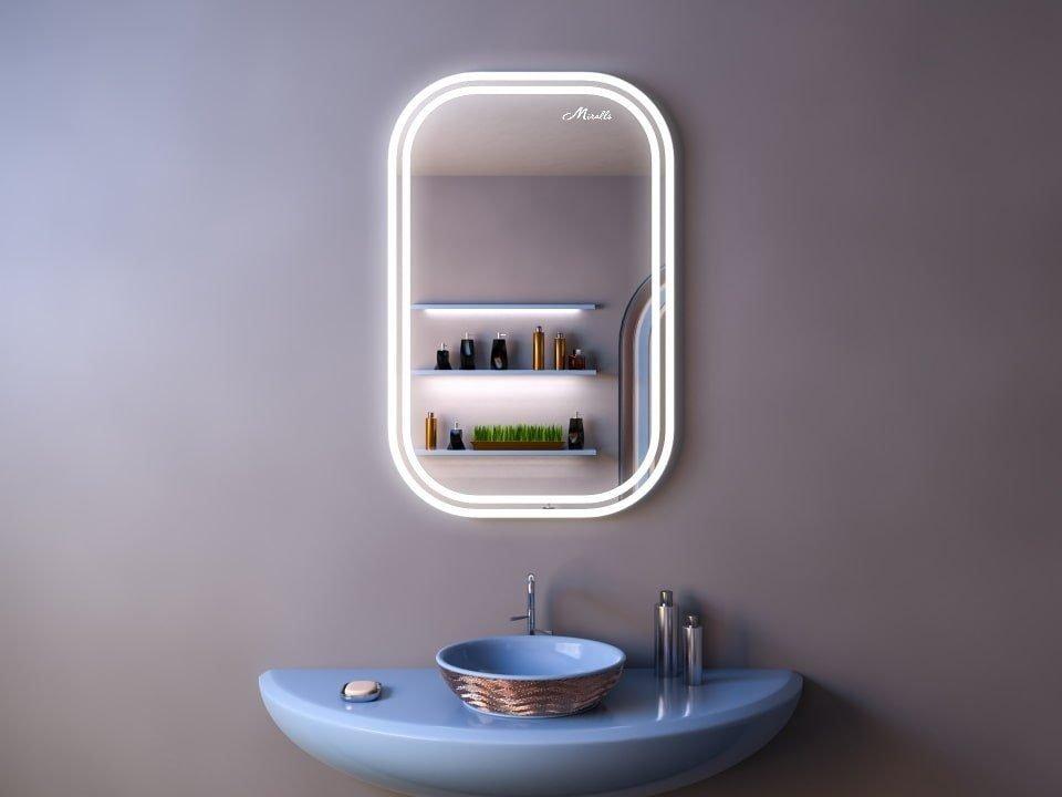 Зеркало с подсветкой Mateo