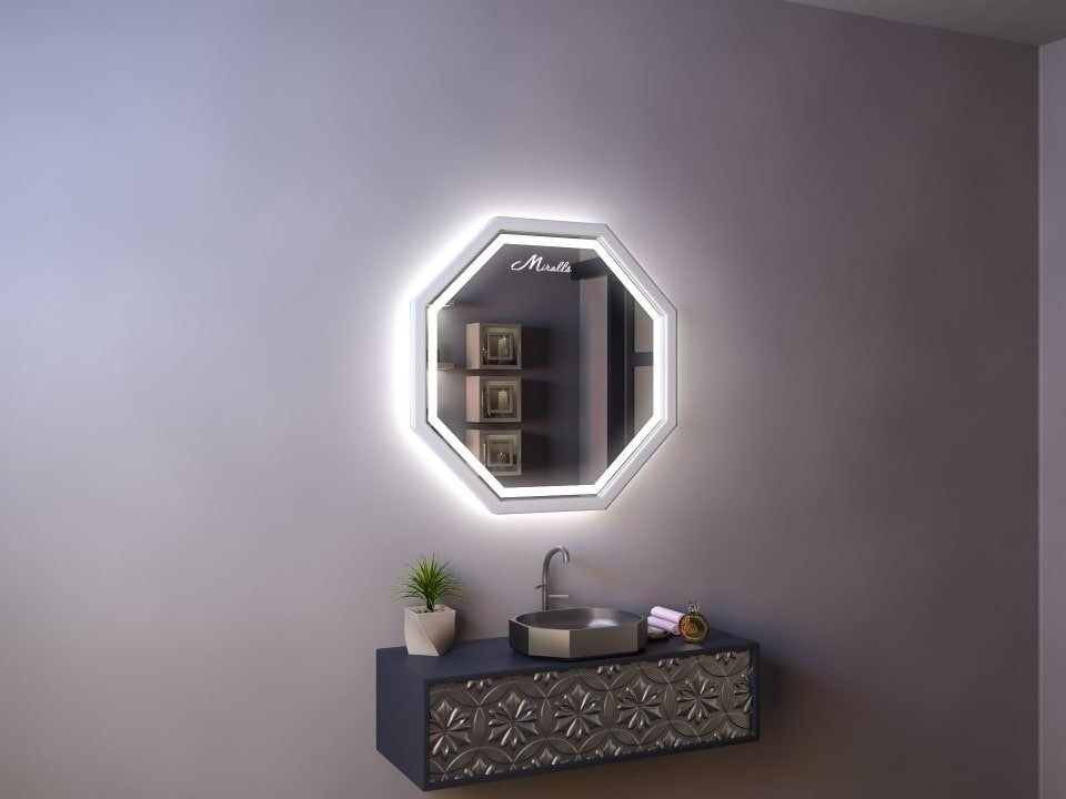 Зеркало с подсветкой Signia