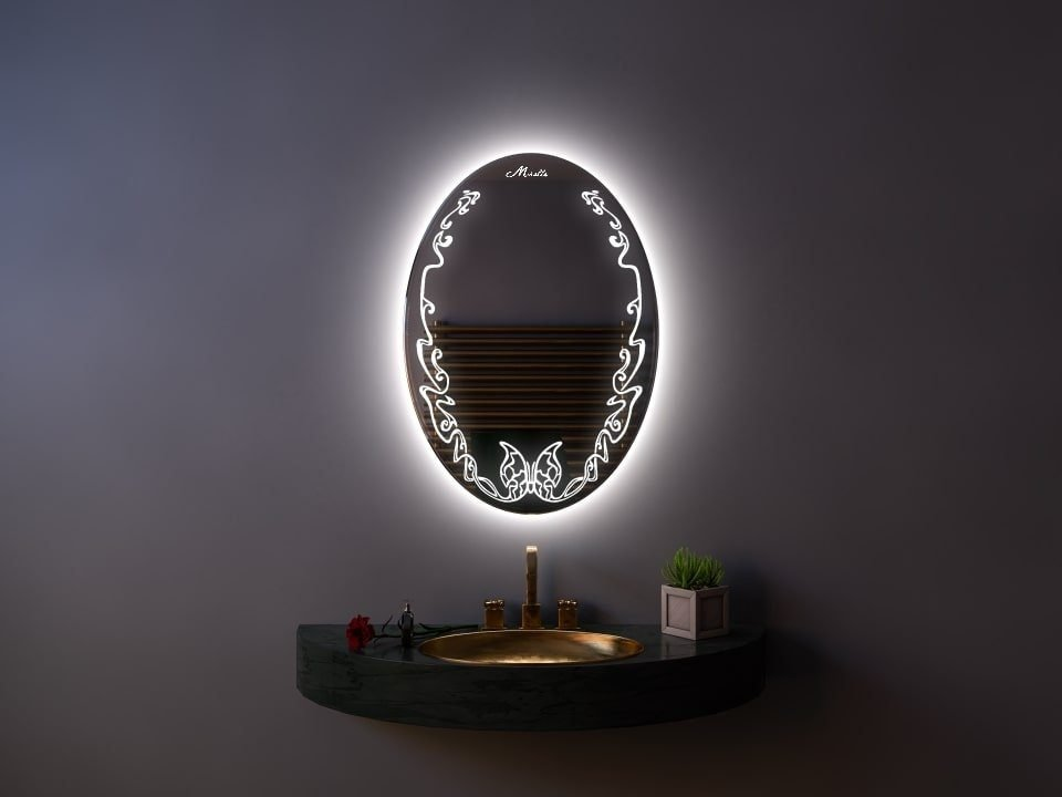 Зеркало с подсветкой Vanessa