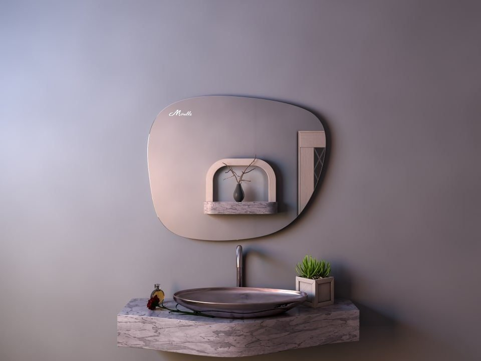 Эксклюзивное зеркало Heda