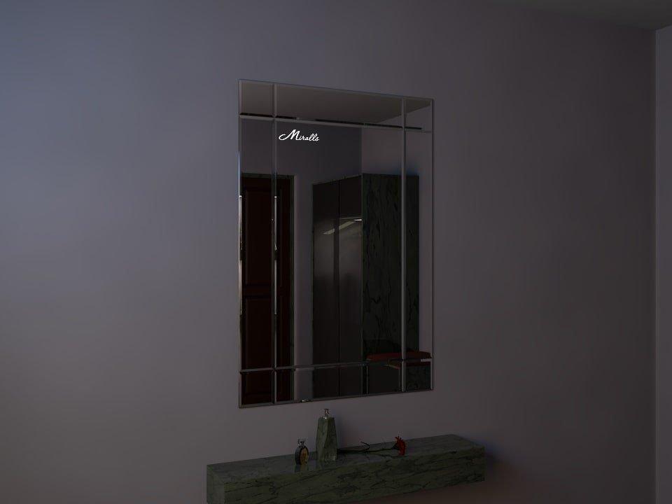 Зеркальное панно Bonaparte