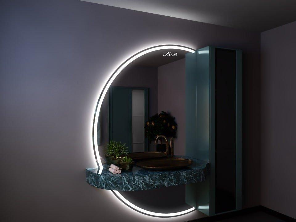Зеркало с подсветкой Melory