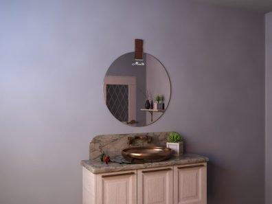 Зеркало с ремнем Tiara