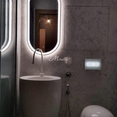 Зеркало Aura в ЖК IQ Гатчина
