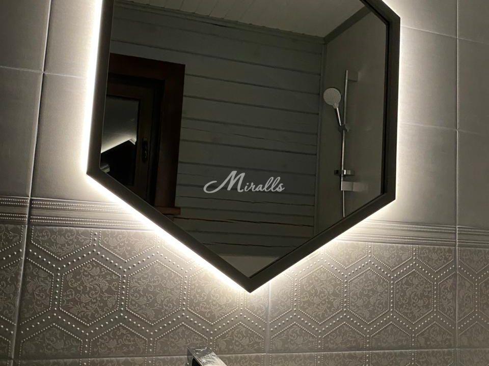 Зеркало Dante в ЖК Сады Пекина