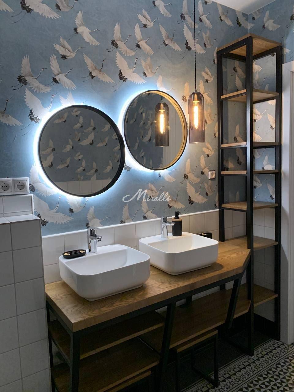 Зеркала Oasis Extra в ЖК Green park