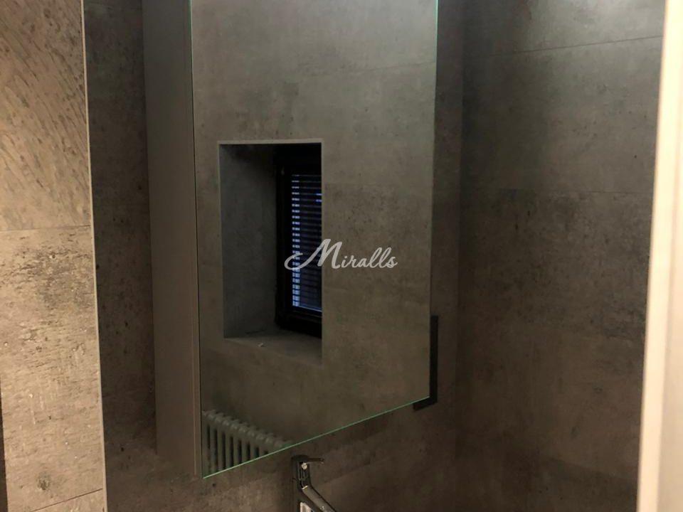 Зеркальный шкаф Dario в ЖК Бунинские Луга