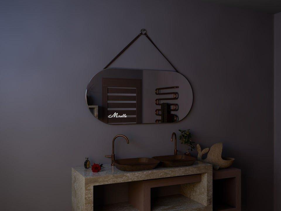 Эксклюзивное зеркало с ремнём Glen