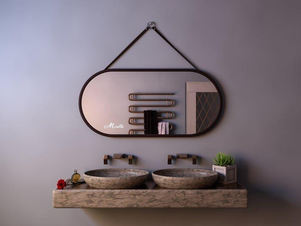 Эксклюзивное зеркало с ремнём Harmony
