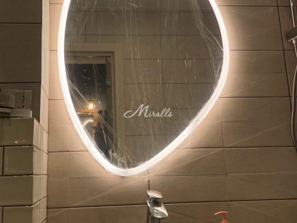 Зеркало Onyx Plus (модификация) в ЖК Зиларт